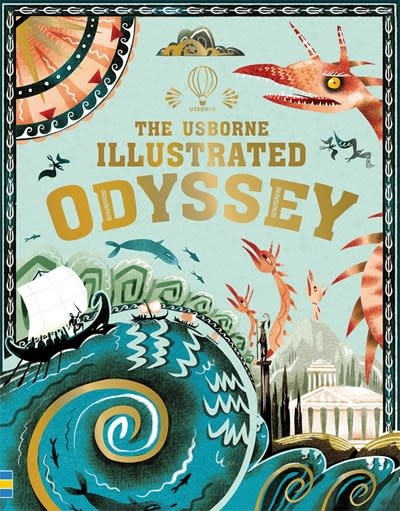 Usborne Usborne Illustrated: Odyssey