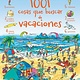Usborne 1001 cosas que buscar de vacaciones-1001 Things To Spot on Vacation