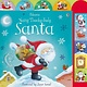 Usborne Noisy Touchy-Feely Santa