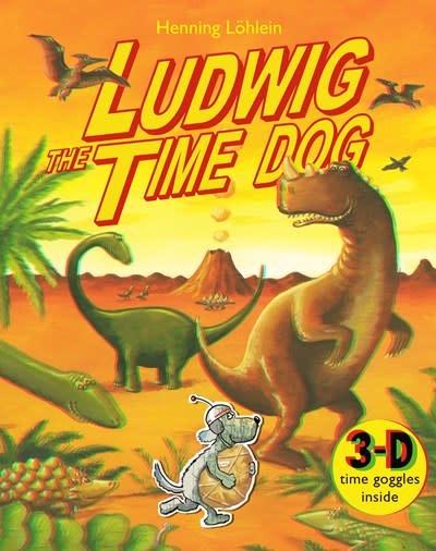 Kane Miller Ludwig the Time Dog