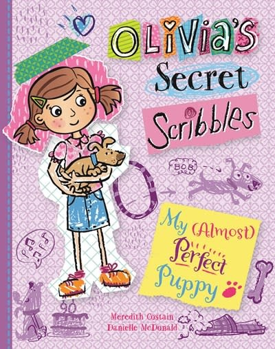 Kane Miller Olivia's Secret Scribbles: My (Almost) Perfect Puppy