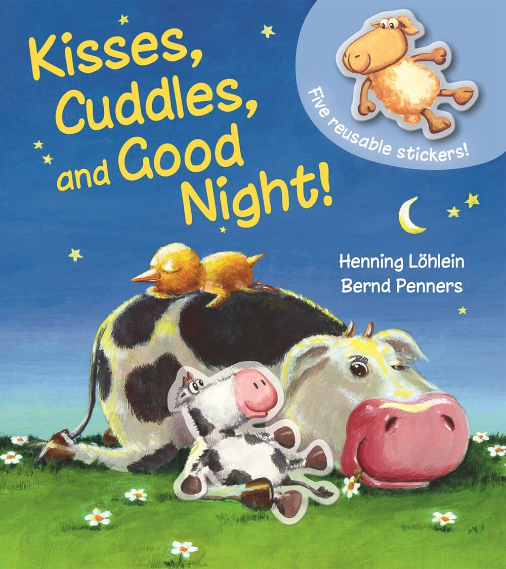 Kane Miller Kisses, Cuddles, and Good Night!