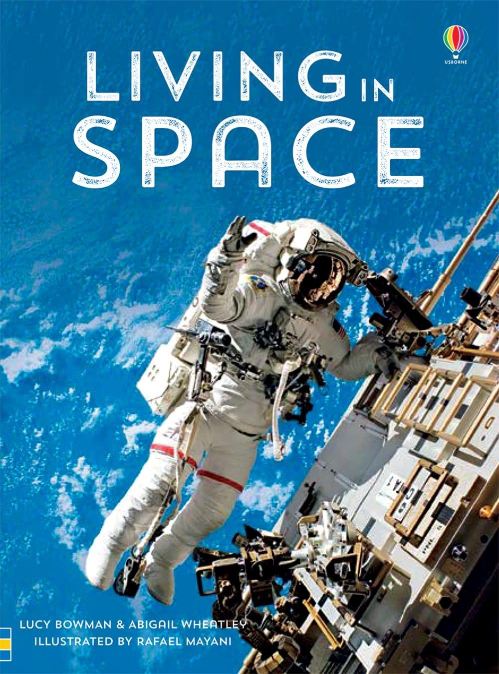 Usborne Usborne: Living in Space