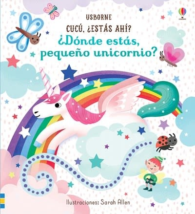 Usborne ¿Dónde estás, pequeño unicornio? - Are you there little Unicorn?