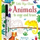 Usborne Little Wipe-Clean Animals to Copy and Trace