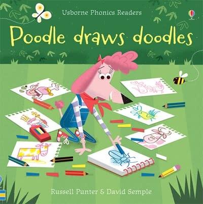Usborne Poodle Draws Doodles