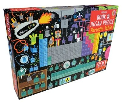 Periodic Table - Book & Jigsaw Puzzle