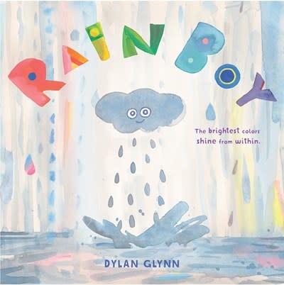 Chronicle Books Rain Boy