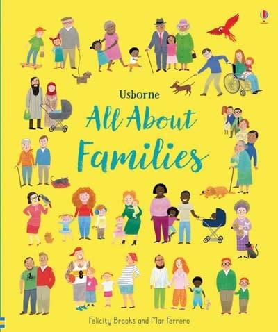 Usborne Usborne: All About Families