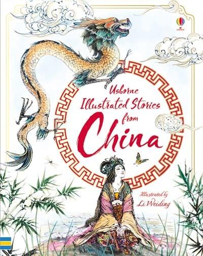 Usborne Usborne Illustrated: Stories from China
