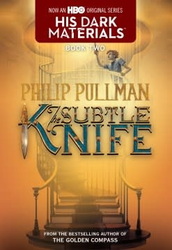 Yearling His Dark Materials 02 The Subtle Knife
