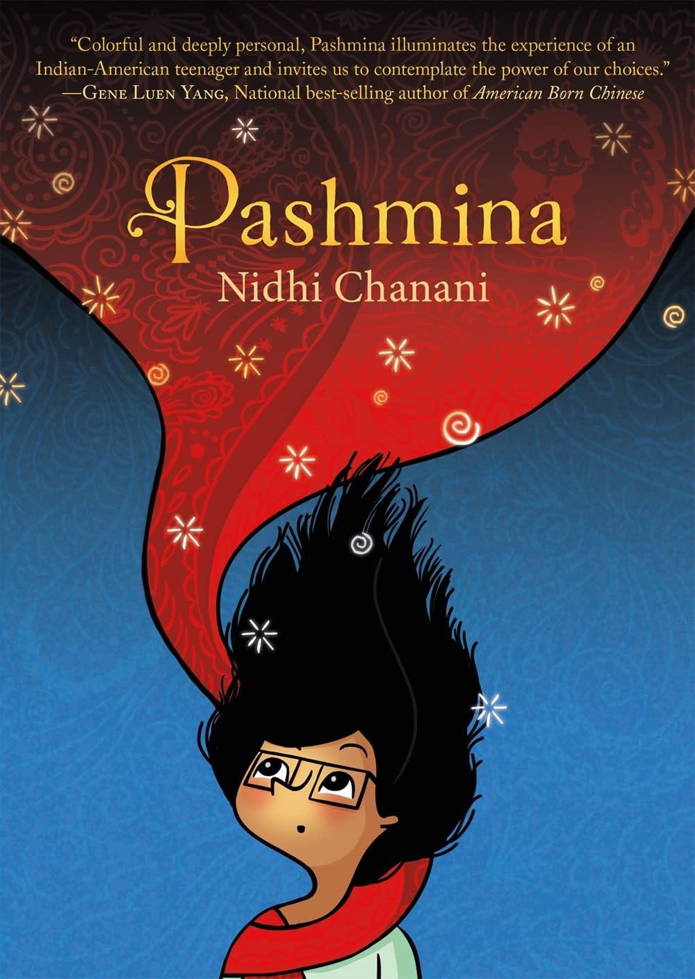First Second Pashmina