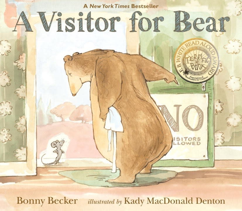 Bear and Mouse: A Visitor For Bear