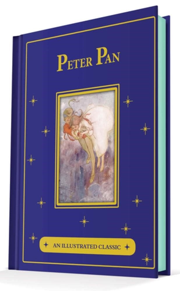 Canterbury Classics Illustrated Classics: Peter Pan