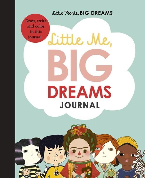 Frances Lincoln Children's Books Little Me, Big Dreams Journal