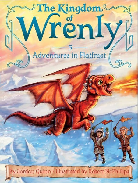 Kingdom of Wrenly 05 Adventures in Flatfrost