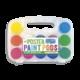 Ooly Lil Paint Pods: Poster Paint (12 Washable Colors)