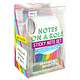 Ooly Notes on a Roll Sticky Note Set: Rainbow Brights (6 Colors)