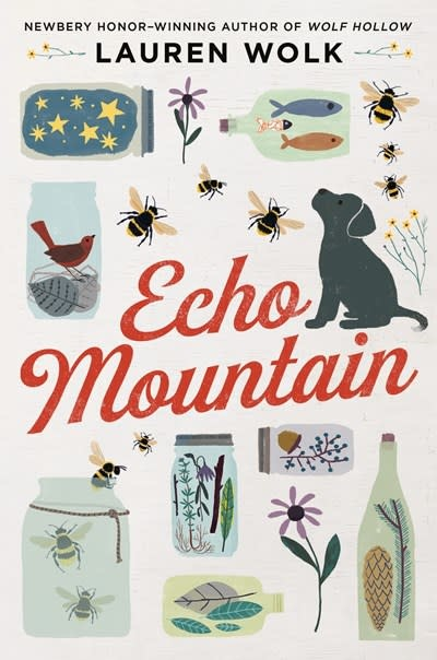 Dutton Books for Young Readers Echo Mountain