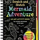 Scratch and Sketch: Mermaid Adventure (Trace Along)