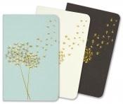 Dandelion Wishes (Set of 3 Dot-Grid Pattern Notebooks)