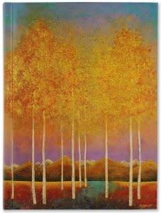 Moonlit Aspens (Bookbound Journal)