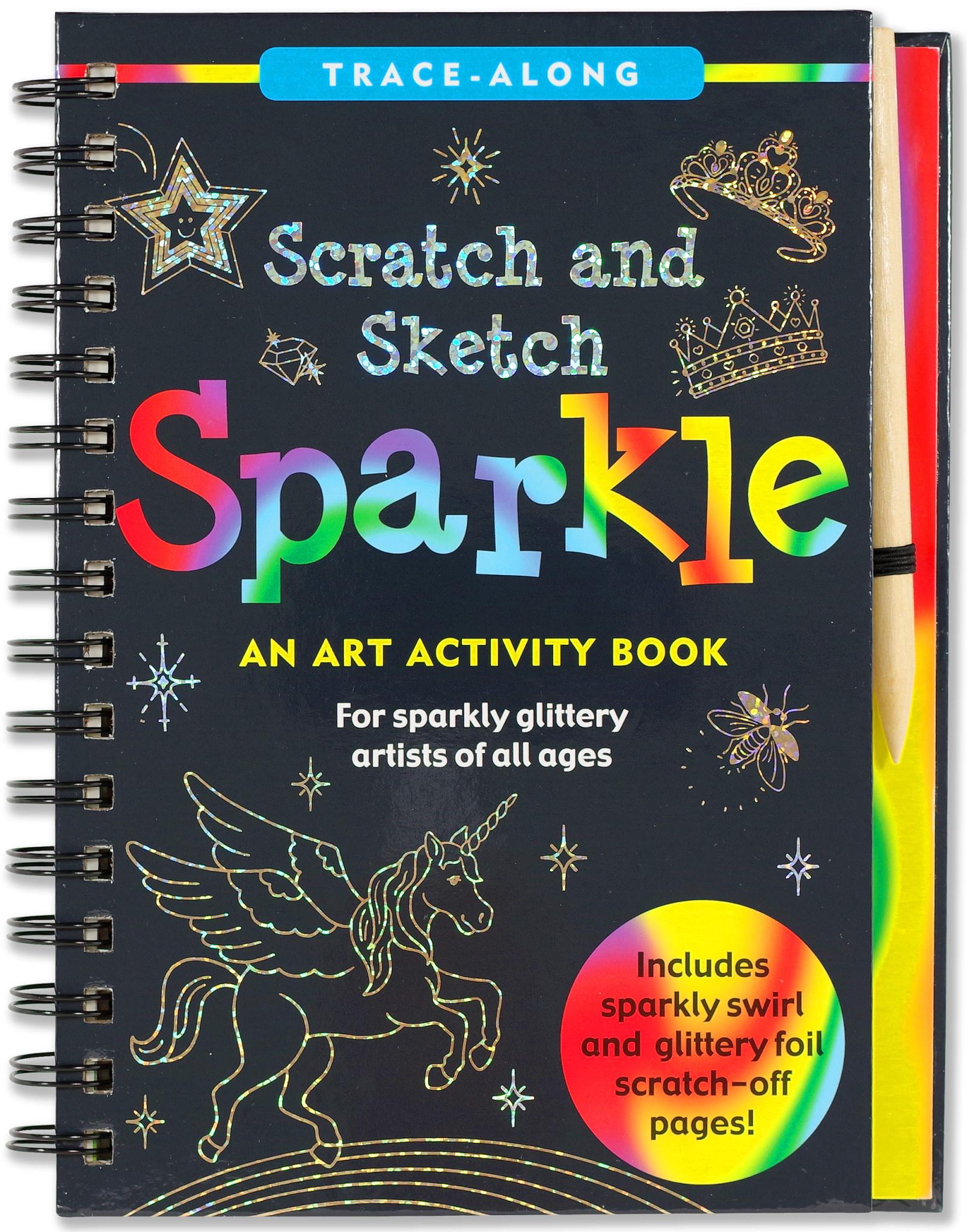 Scratch & Sketch: Sparkle