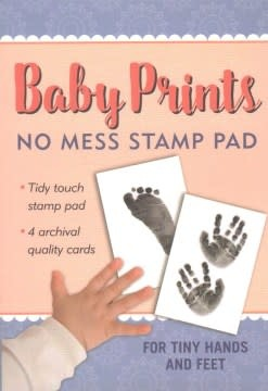 Baby Prints: No Mess Stamp Pad