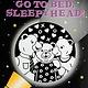 Go to Bed, Sleepyhead! (Bedtime Shadow Book)