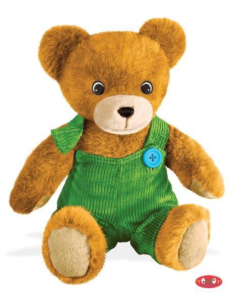 "Corduroy Bear 13""  (Plush Doll)"