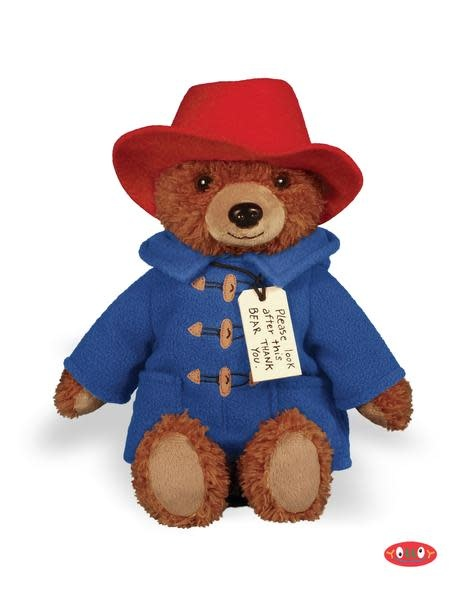 "Classic Seated Paddington (8.5"" Plush Toy Doll)"