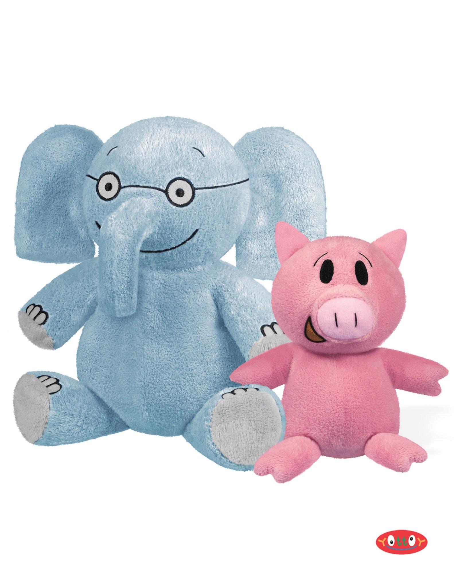 Elephant & Piggie (Plush Toys)