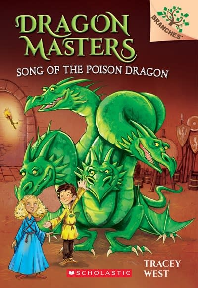 Dragon Masters 05 Song of the Poison Dragon