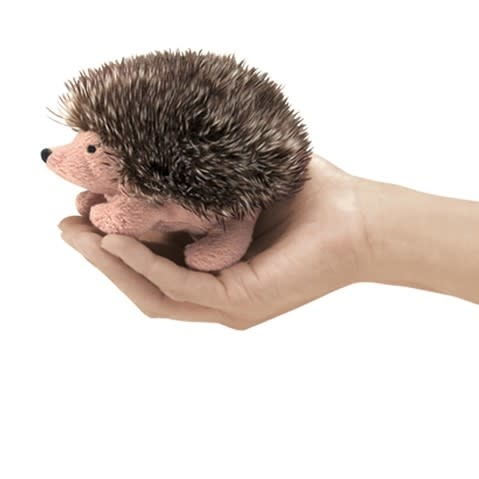 Folkmanis Mini Hedgehog (Finger Puppet)