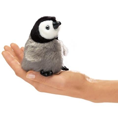 Folkmanis Mini Baby Emperor Penguin