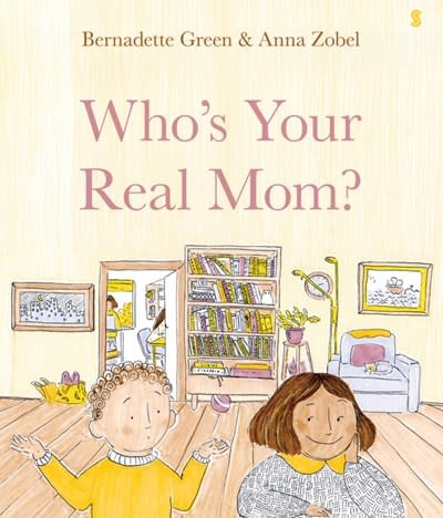 Scribble US Who's Your Real Mom?