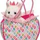 Diamond Kitty Sak with Kitty (Plush)