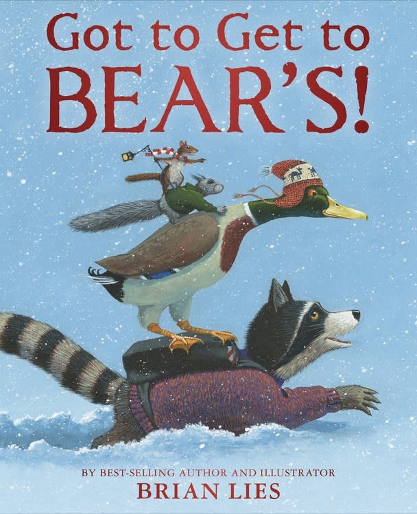 HMH Books for Young Readers Got to Get to Bear's