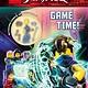 Scholastic Inc. Game Time! (LEGO Ninjago: Activity Book with Minifigure)