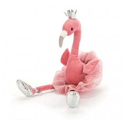 Fancy Flamingo (Medium Plush)