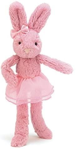 Lulu Tutu Pink Bunny (Small Plush)