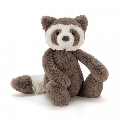 Bashful Raccoon (Small Plush)