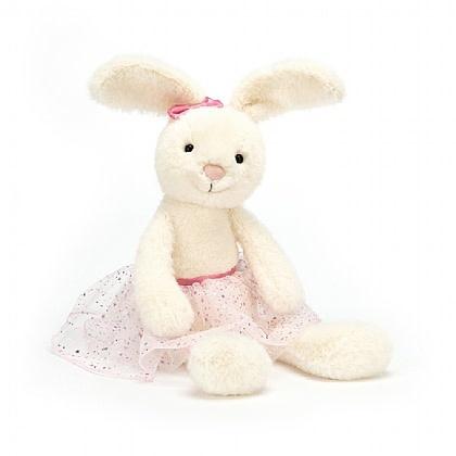 Belle Ballet Bunny (Medium Plush)