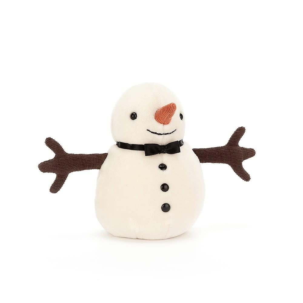 Joyful Snowman (Bow Tie)