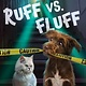 Scholastic Inc. Ruff vs. Fluff (A Queenie and Arthur Novel)