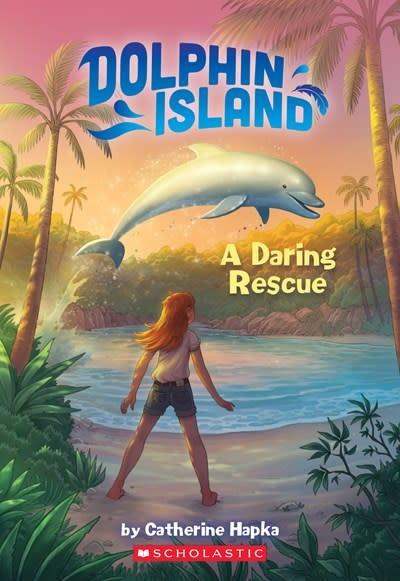 Scholastic Press Dolphin Island 01 A Daring Rescue