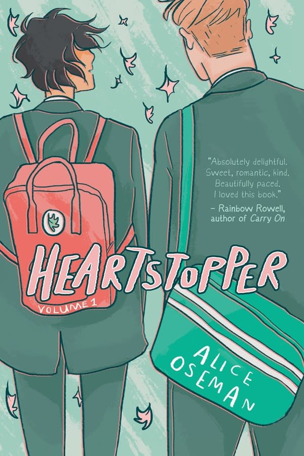 Graphix Heartstopper: Volume 1