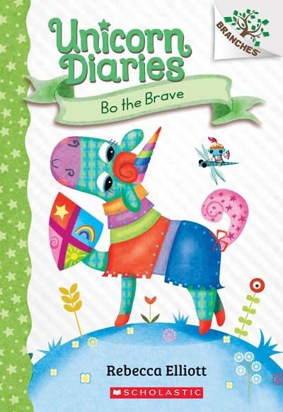 Scholastic Inc. Unicorn Diaries 03 Bo the Brave