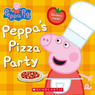 Scholastic Inc. Peppa's Pizza Party (Peppa Pig)