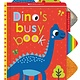 Cartwheel Books Dino's Busy Book: Scholastic Early Learners (Touch and Explore)